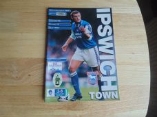 Ipswich Town v Norwich City, 1998/99